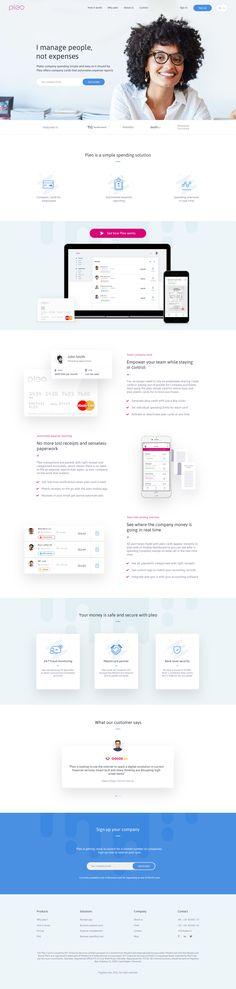 Beautiful Landing Page Creative Web Design, Web Ui Design, Page Design, E Commerce, Well Designed Websites, Marketing, Design Sites, Web Layout, Website Design Inspiration