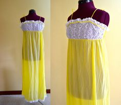 1970s Vintage Queens Way to Fashion Yellow by TabbysVintageShop, $24.00