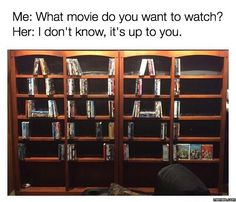 nice What movie do you want to watch
