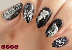 #EXO #SingForYou Inspired Nails