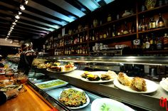 Barcelona, Spain, Tapas Bar yes I will visit that too