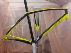 HBM Bike Factory Carbon frame
