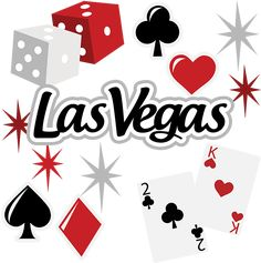 Las Vegas SVG Scrapbook Collection