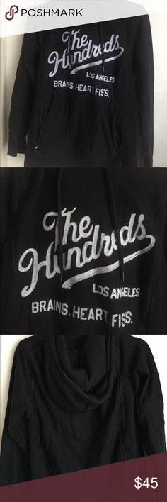 The Hundreds hoodie Worn a few times. No flaws. The Hundreds Shirts Sweatshirts & Hoodies
