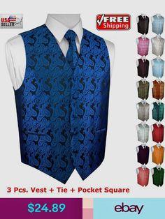 c1efe0302 Brand Q Tailored   Fashion Vests Clothing