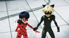 miraculous ladybug chat noir - Google Search