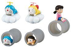 Doraemon: Doraemon, Dorami, Nobita and Shizuka Figure ~ Desktop Figure Set of Five