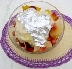 Fruit Rabdi