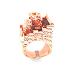 Castle Ring, $128, now featured on Fab.