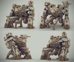 Titan_Clay by Crashmgn