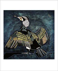 Cormorant, Cathy King