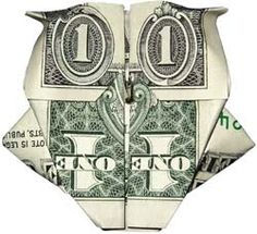 Owls O.O: 1 dollar owl , DIY