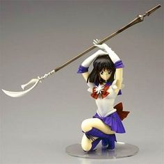 Bishoujo Senshi Sailor Moon S - Sailor Saturn - 1/7 (Kotobukiya)