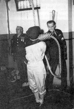 23 Dec 48: Japan's wartime Prime Minister Hideki Tojo is executed by hanging for war crimes. In his final statements, he apologizes for the atrocities committed by the Japanese military and urges the American military to show compassion toward the Japanese people. #WWII #History