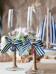 Украшение зала на свадьбу : морской стиль фото : 270 идей 2017 года на Невеста.info