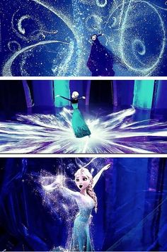 Elsa is a beautiful metaphor about how we are all unique and beautiful in our own way.