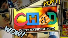 CHaD Heroes are everywhere. #superhero #hero #comic #comicbook #chad #chadhero #dartmouth