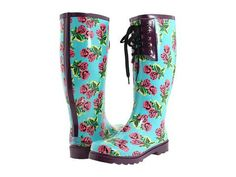 Betsey johnson baxterr tin can rose Rain On Wedding Day, Cute Rain Boots, Rainy Day Fashion, Beautiful Shoes, Girls Shoes, Betsey Johnson, Me Too Shoes, Fashion Shoes, My Style