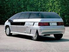 Image result for retro futuristic concept car