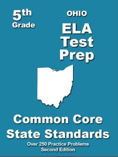 5th Grade Ohio Common Core ELA