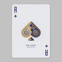 Ace Of Spades, Typography Design, Playing Cards, Vector Illustrations, How To Make, Bicycle, Flat, Red, Collection