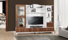 Valensia Tv Ünitesi #yildizmobilya #mobilya #modern #kitaplık #furniture http://www.yildizmobilya.com.tr/