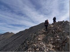 """A hike up Sherman, arguably the """"easiest"""" #14er in Colorado!"""