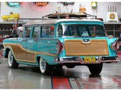 1958 Edsel Bermuda station wagon