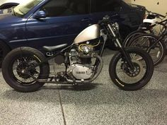 OBO Very clean Yamaha XS650 bobber lots of upgrades & work!