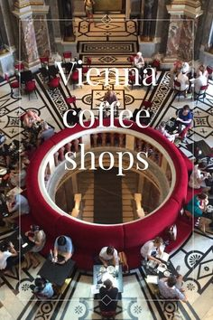 Vienna coffee shops We went to 9 cafe& in 3 days . Loads of & Cafe Burgring 1 Cafe central Cafe Kunsthistorisches Museum Cafe Hawelka Coffee & cake at Demel The original Sacher torte at Cafe Sacher
