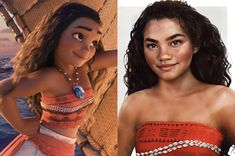 "This Illustration Of What ""Moana"" Would Look Like IRL Is Breathtaking"