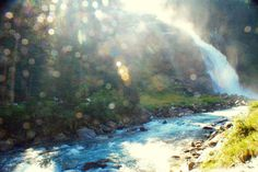 Wasserfall_Hohe Tauern