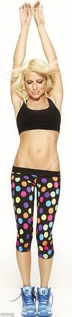 Tracey Anderson Workout Leggins ♥✤   Keep the Glamour   BeStayBeautiful
