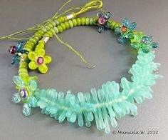 Manuela Wutschke - beaded design