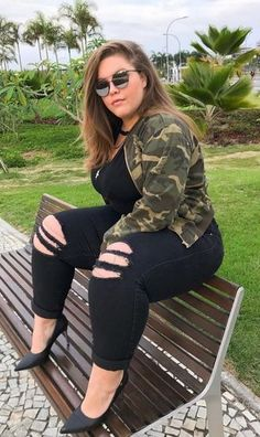 Sugar Momma Hookup Without Agent – Get Connected Now (Sugar Mummy Connect) Curvy Outfits, Plus Size Outfits, Girl Outfits, Fashion Outfits, Plus Size Girls, Plus Size Women, Looks Plus Size, Plus Size Beauty, Curvy Girl Fashion
