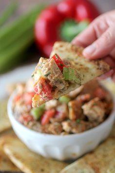 Dashing Dish: Hummus Chicken Salad