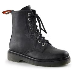 Rage Combat Ankle Boots - Yes Please!