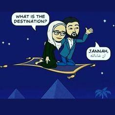 """102 Likes, 1 Comments - GHURABAA (@_yazdani__) on Instagram: """" . . Jus need a FLYING CARPET NOW . #deenoverdunya#islam#jannahismygoal #noharaam#inshaAllah"""""""
