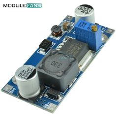 LM2587 DC-DC Boost Converter 3-30V Step up to 4-35V Power Supply Module MAX  5A //Price: $2.70//     #Gadget