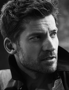 This gorgeous man - Nikolaj Coster-Waldau #handsome #hot #sexy #celebrity #hunk