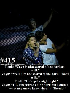everyone still loves you Zayn! ♥