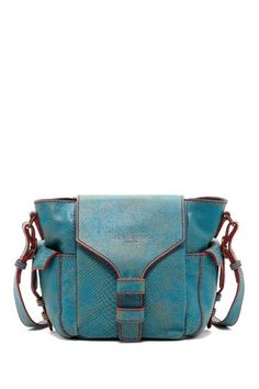 Liebskind Berlin Fleur Snake Print Leather Handbag on HauteLook