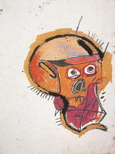 ♥ Jean-Michel Basquiat.