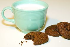 Double Chocolate Mocha Cookies | Vegan Cookie Recipe