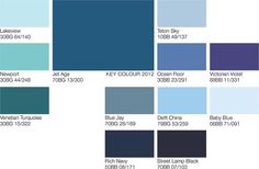 Different Shades of Blue Paint | ... is for reference only actual colour may vary many types of blue make