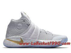 san francisco d3f91 686bd Nike Kyrie 2 Battle Grey 819583-005 Chaussures Nike Basket Pas Cher Pour  Homme