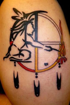 native tattoos-----interesting design.....
