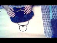 Запись трансляции Валяная сумочка на фермуаре. Часть 1 - YouTube
