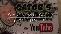 NEWS FLASH GATOR'S WORLD IS IN TOWN! - YouTube