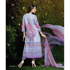 Eid Special Designer Malika Arora  Blue & Green Cotton Derss Materil Salwaar Suit-4101( OFB-300)Karishma